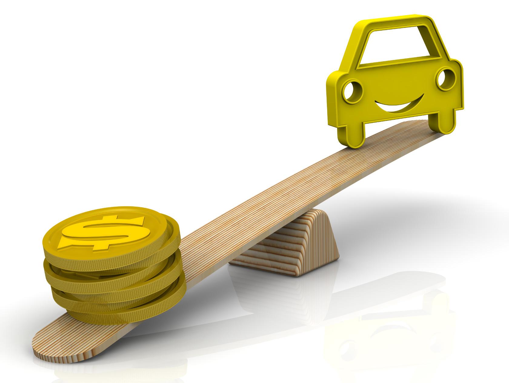 ירידת ערך מכונית או מסחרית